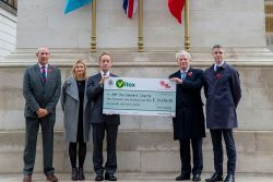 Vitax Q4 grows ABF The Soldiers' Charity funds by...