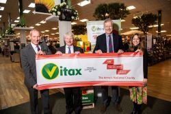 Vitax marches on with charity partnership